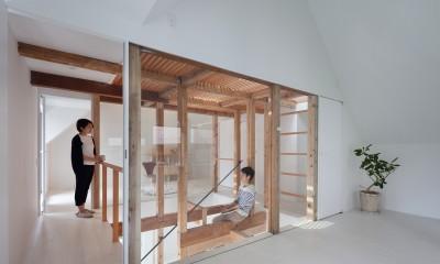 白山戸建てリノベーションPJ (個室)