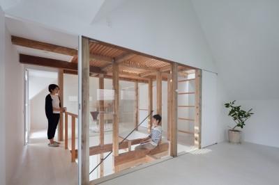 個室 (白山戸建てリノベーションPJ)