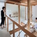白山戸建てリノベーションPJの写真 階段室