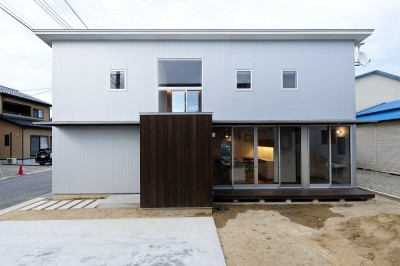n house (外観)