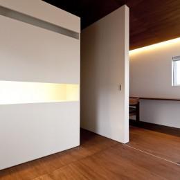 n house (書斎)
