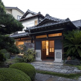 綾瀬の住宅 (外観)