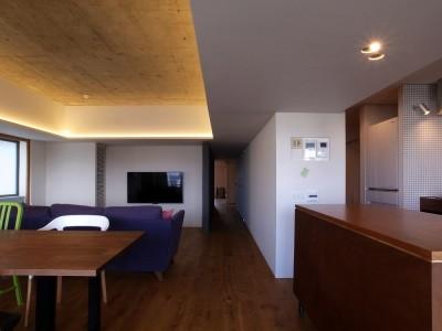 ita house (リビング)