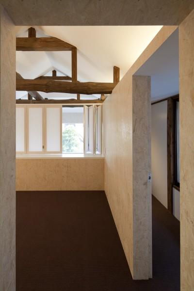寝室 (綾瀬の住宅)