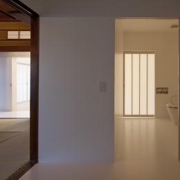 綾瀬の住宅 (トイレ)