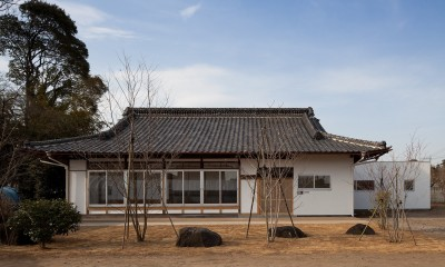 上三川町の民家