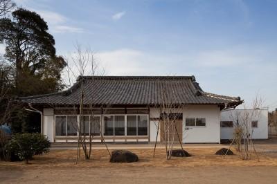 外観 (上三川町の民家)