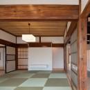 上三川町の民家の写真 和室