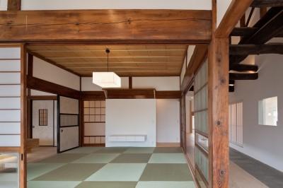 和室 (上三川町の民家)