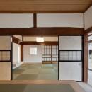 上三川町の民家の写真 親世帯 寝室