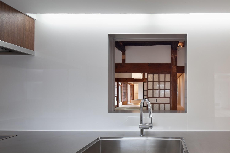 キッチン事例:キッチン(上三川町の民家)