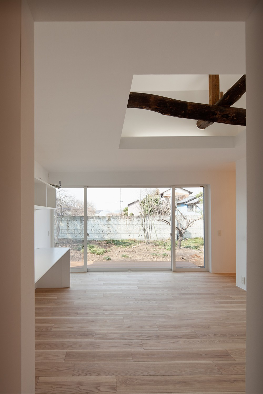 上三川町の民家 (子世帯 個室)