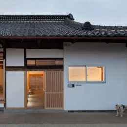 上三川町の民家 (外観)