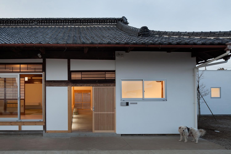 外観事例:外観(上三川町の民家)