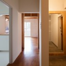 301号室の写真 廊下