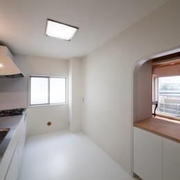 301号室 (キッチン)