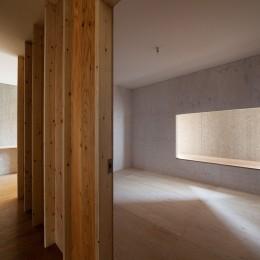 301号室 (ベッドルーム)