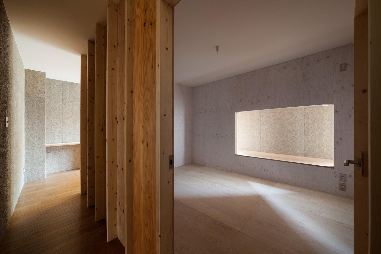 ベッドルーム事例:ベッドルーム(301号室)