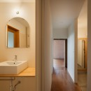 301号室の写真 洗面脱衣室