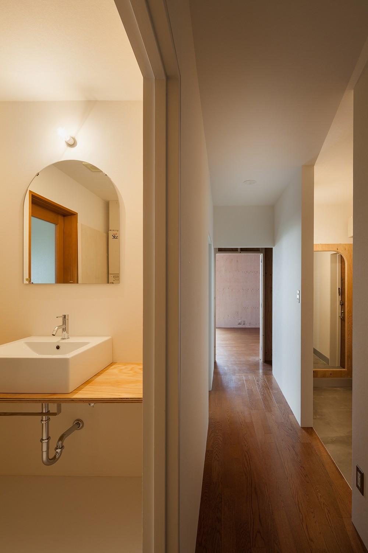 バス/トイレ事例:洗面脱衣室(301号室)