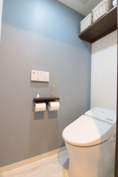 トイレ (ワインを愉しむ住まい)