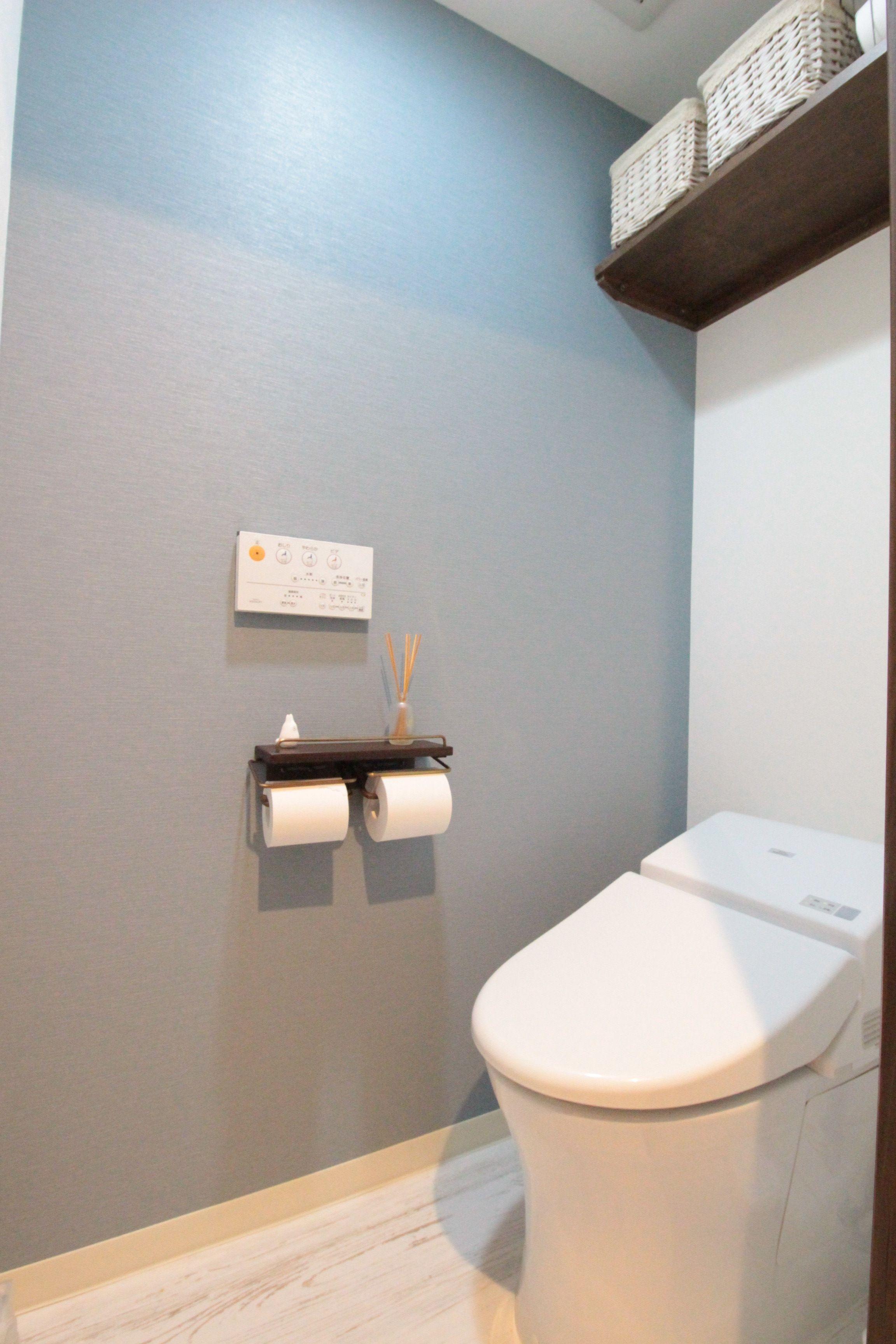 バス/トイレ事例:トイレ(ワインを愉しむ住まい)