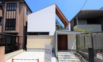 八尾の家(コンセプトハウス)