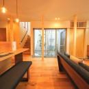 八尾の家(コンセプトハウス)の写真 LDK