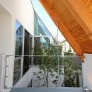 八尾の家(コンセプトハウス)の写真 バルコニーテラス