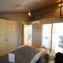 八尾の家(コンセプトハウス)の写真 寝室