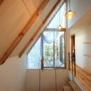 八尾の家(コンセプトハウス)の写真 階段