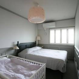 K邸 (家族でお気に入りの寝室へ)