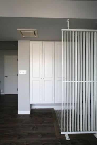 K邸 (玄関)