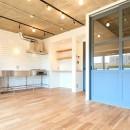 開放的で心地よい空間の写真 ダイニングキッチン