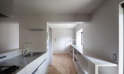 105号室 (キッチン)