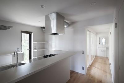 キッチン (105号室)