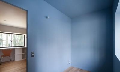105号室 (寝室)
