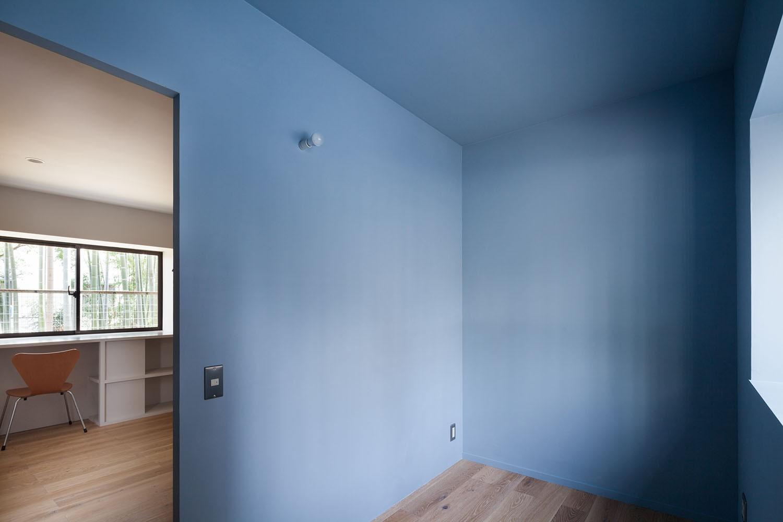 ベッドルーム事例:寝室(105号室)