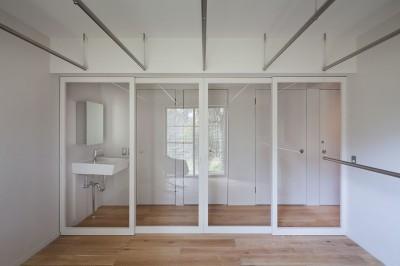 クローゼットルーム (105号室)