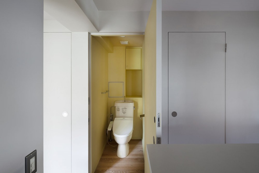105号室 (トイレ)