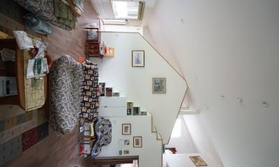 ニセコの家/リビング (ニセコの家)