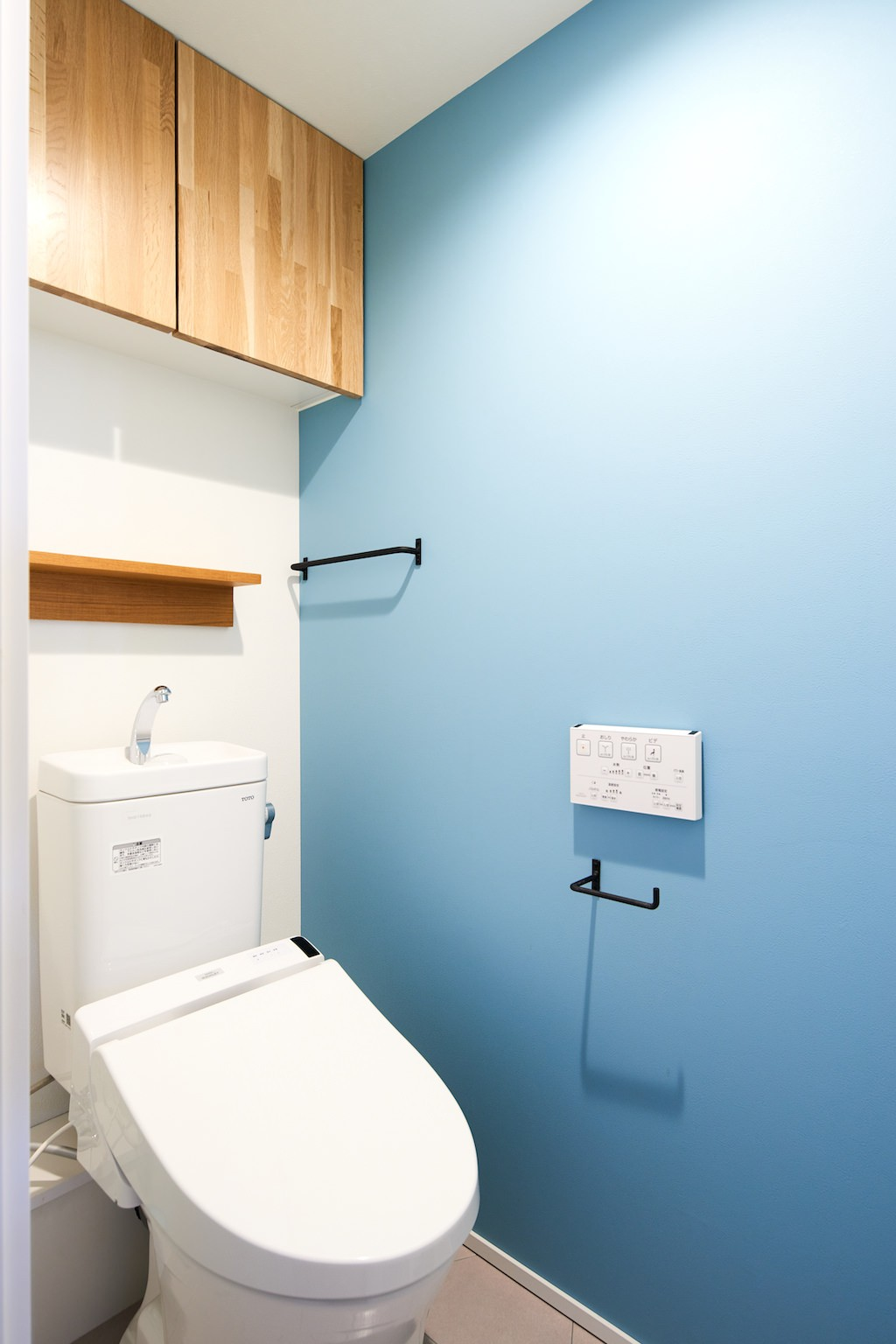 バス/トイレ事例:トイレ(こだわり溢れるインダストリアルな空間)