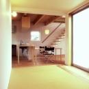 森 大樹/小埜勝久の住宅事例「東松山のL型ボックス/Moさんの家」