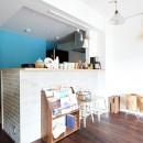 シンプルに上質なお家の写真 キッチン