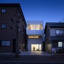 徳島の住宅の写真 東側外観