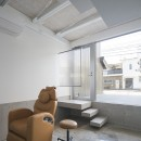 徳島の住宅の写真 1階ラウンジ