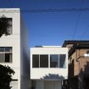 徳島の住宅の写真 西側外観
