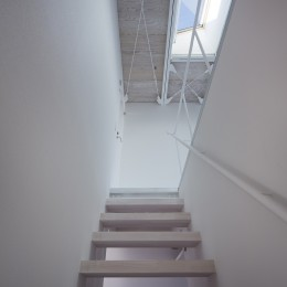 徳島の住宅 (3階サンルーム)