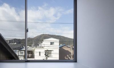 徳島の住宅 (3階子供部屋)