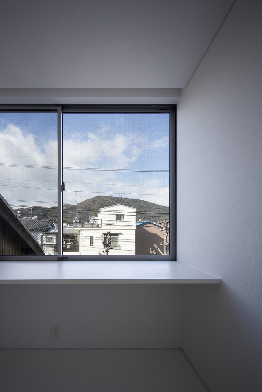 子供部屋事例:3階子供部屋(徳島の住宅)